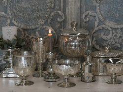 Tárolók ezüst színben