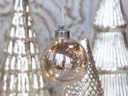 LED Akasztható Gömbök