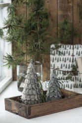 Karácsonyi Tálcák, Tárolók