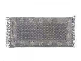 Antik Mokka Kézzel Készített Szőnyeg - 150 * 75 cm. cm.