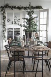 """Vintage """" UNIKA"""" Összecsukható Asztal - 75*200 cm."""