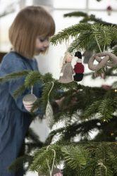 """""""My Nostalgic Christmas"""" Akasztható 4 Darabos Perec"""