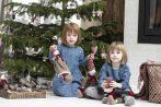 """""""My Nostalgic Christmas"""" Akasztható 3 Darabos Csizmácska"""