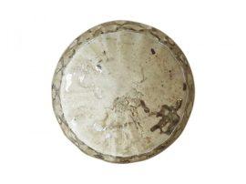 Antik Üveg Pezsgő Fiókgomb - 4 cm.