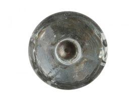 Vintage Kézzel Készített Üveg Fiókgomb - 3 cm.