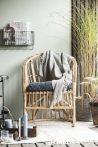 Vintage Rattan Fotel