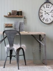"UNIKA  Natúr ""Grimaud""Étkezőasztal - 120 cm."