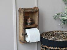 "UNIKA ""Grimaud"" Toalettpapír Tartó"