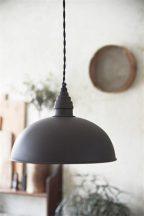 """""""Loft"""" Fém Mennyezeti Lámpa - 20 cm."""
