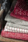 "Vintage ""Mynte"" Eper Melange Konyhai Textil - 60*40 cm."