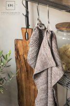 "Vintage ""Mynte"" Tejeskávé Konyhai Textil - 60 * 40 cm."