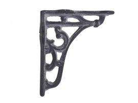 Antik Szürke Francia Polc Konzol  - 10 cm.